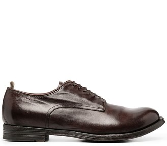 Officine Creative Polished Lace-Up Shoes