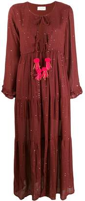 SUNDRESS embellished maxi dress