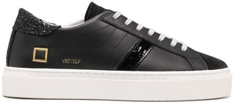 D.A.T.E Hill Low Glam trainers