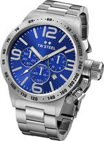 Tw Steel Cb13 Canteen Stainless Steel Chronograph Watch