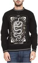 Roberto Cavalli Sweatshirt Sweater Men
