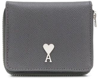 AMI Paris small Ami De Coeur wallet