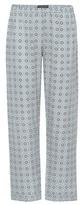 Burberry Printed pyjama trousers