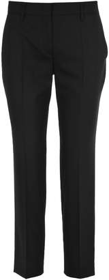Prada Cropped Slim-fit Classic Trousers