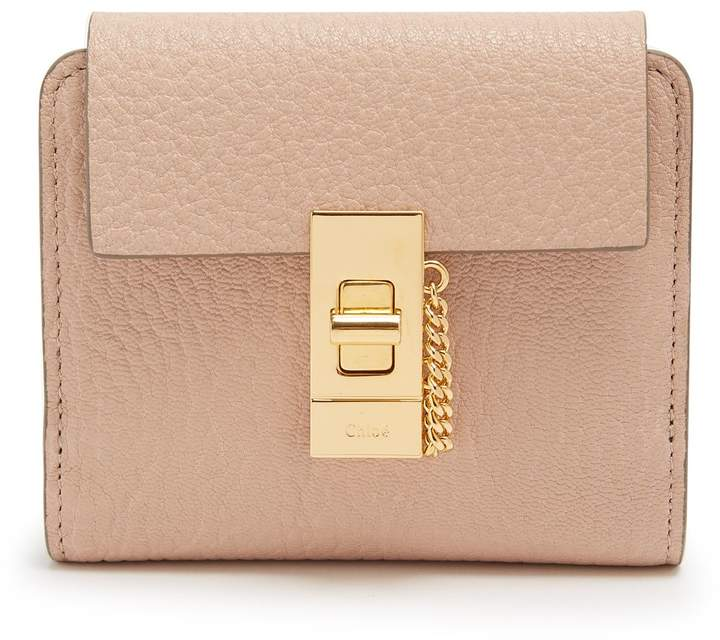 Chloé Drew leather wallet