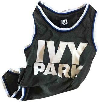 Ivy Park Grey Viscose Tops