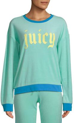 Juicy Couture Logo Sweatshirt