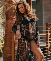Luxe by Lisa Vogel State Of Lace Kimono