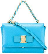 Salvatore Ferragamo tiny Ginny shoulder bag