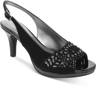 Karen Scott Brooke Slingback Pumps, Women Shoes