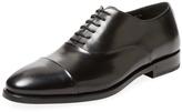 Antonio Maurizi Men's Leather Oxford Shoe