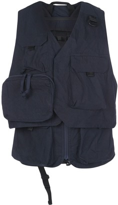 Snow Peak Loose-Fit Transform Vest