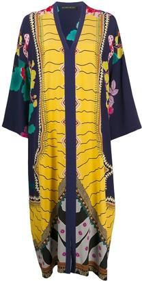 Etro Oversized Kaftan Dress