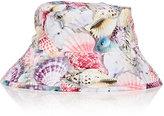Molo Kids Nadia Seashell-Print Bucket Hat