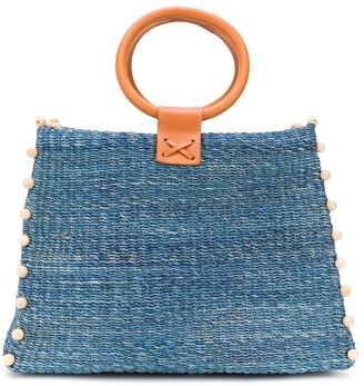 Aranaz oversized tote bag