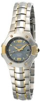 Seiko Women's SXD656 Coutura Two-Tone Watch