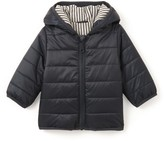 La Redoute Collections Light Hooded Padded Jacket 1 Month-3 Years