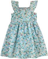 Cath Kidston Parakeets Square Neck Dress