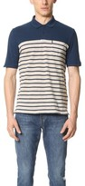 Ben Sherman Striped Polo