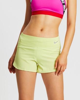 "Nike Eclipse 3"" Running Shorts"