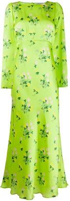 BERNADETTE Jane floral maxi dress