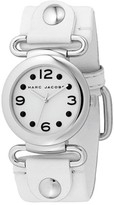 Marc by Marc Jacobs MBM1000 Molly White Dial Womens Watch