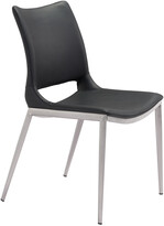 ZUO Set Of 2 Ace Dining Chairs
