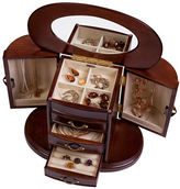 Mele Heloise Wooden Jewelry Box