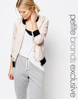 One Day Petite Bomber Jacket