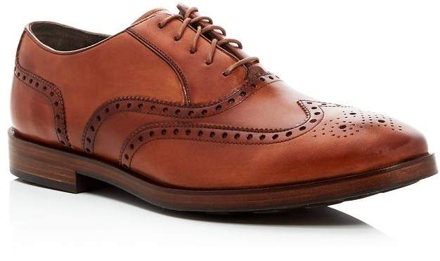 Cole Haan Men's Hamilton Wingtip Oxfords