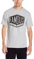 Famous Stars & Straps Men's Hard Core T-Shirt