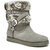 G by Guess GByGUESS Women's Aleesha Faux-Fur Boots