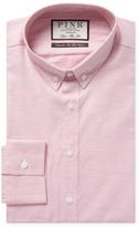 Thomas Pink Leverton Button-Down Slim Fit Dress Shirt