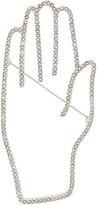 Isabel Marant embellished Hand brooch