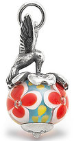 James Avery Jewelry James Avery Sterling Silver Hummingbird Finial With Floral Charm
