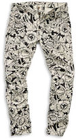 G-Star Raw Elwood X25 Floral Print Jeans