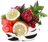 Dolce & Gabbana fruit hat - women - Silk/Polyester/Spandex/Elastane/glass - 58