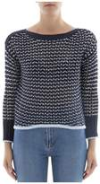 Rag & Bone Blue Cotton Sweatshirt