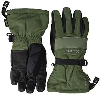 Marmot Randonnee Gloves (Black) Extreme Cold Weather Gloves