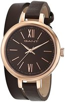 Gant Time Women's Elizabeth Analog Quartz Leather W71403