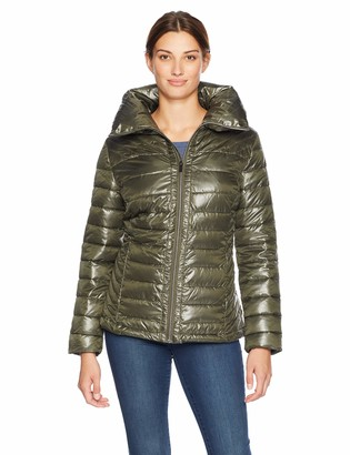 Big Chill Women's Down Blend Puffer Jacket
