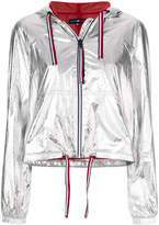 Tommy Hilfiger cropped sports jacket