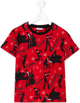 Dolce & Gabbana Jazz Music T-shirt - kids - Cotton - 2 yrs