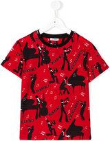 Dolce & Gabbana Jazz Music T-shirt - kids - Cotton - 8 yrs