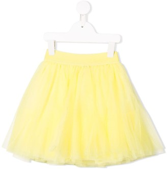 MonnaLisa Flared Mini Tutu Skirt