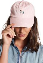 Natasha Accessories Unicorn Patch Baseball Hat