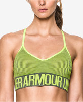 Under Armour Seamless Low-Impact Sports Bra