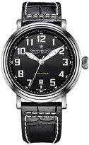 Dreyfuss & Co 1924 Men's Stainless Steel Strap Watch