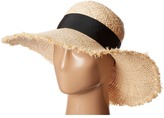 Kate Spade Cinched Bow Sun Hat Traditional Hats