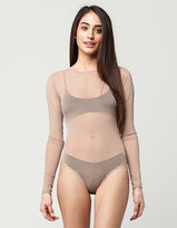 Full Tilt Mesh Womens Bodysuit